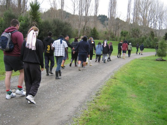 Passionist youth retreat 084